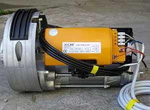 motore serrande